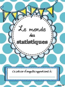 Le monde des statistiques - Clé en main - No prep