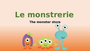 Le monstrerie- Parler & Écouter