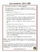 Le nombre du jour 0-185 - Complete BUNDLE (French Number Pages 0-185)