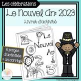 Le Nouvel An 2021 Livret d'activité || Bonne année!