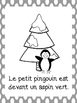 Le petit pingouin - French Emergent Positional Language Reader