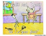 Le petit rat, Denis, ne l'a pas fini! - French CI - TPRS - le plus que parfait