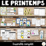 Printemps - Ensemble - French Spring Bundle