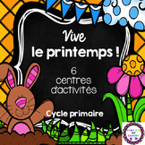 Le printemps-French Spring Literacy Centres