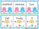 French Spring Vocabulary + Scrambled sentences & matching