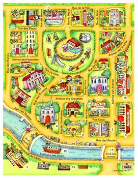 Le quartier : Comment trouver son chemin
