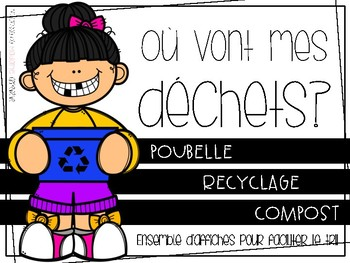 Affiches - Le recyclage