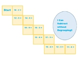 Le's Learn How to Subtract Larger Numbers without Regrouping