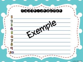 Cartes à tâches - Le singulier et le pluriel dans les phrases - 2e cycle