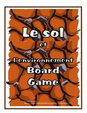 Le sol et l'environnement Board Game
