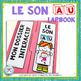 Le son AU  French Phonics Lapbook