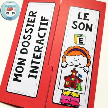 Le son É - French Phonics Lapbook