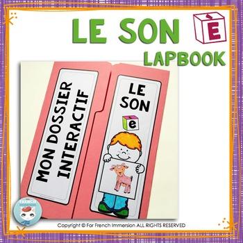 Le son È - French Phonics Lapbook