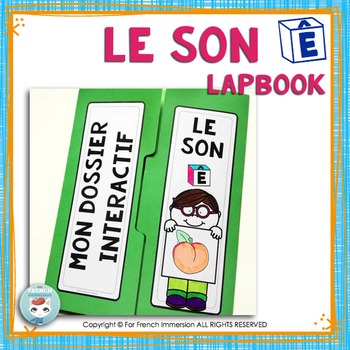 Le son Ê - French Phonics Lapbook