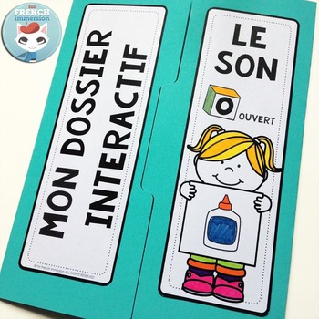 Le son O ouvert - French Phonics Lapbook