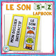 Le son Z | la lettre S - French Phonics Lapbook