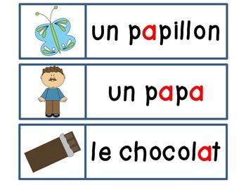 """Le son """"a"""""""