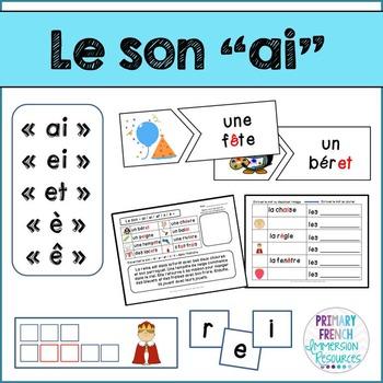 """Le son """"ai"""""""