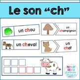 "Le son ""ch"""