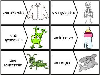 """Le son """"e"""" - 23 puzzles"""