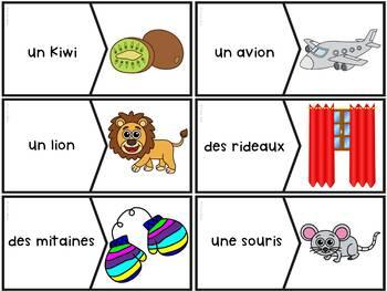 "Le son ""i"" - 40 puzzles"