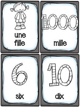 """Le son """"i"""" - 40 cartes de vocabulaire - French Sounds"""