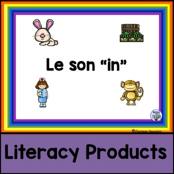 "Le son ""in"""
