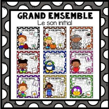 Le son initial - Bundle -Grand ensemble