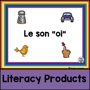 """Le son """"oi"""""""