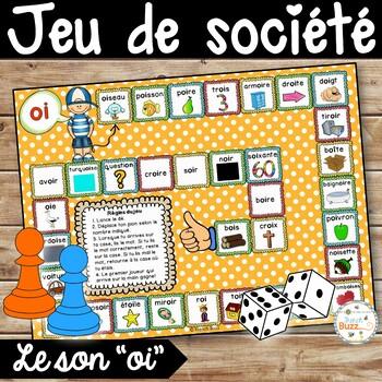 """Le son """"oi"""" - jeu de société"""