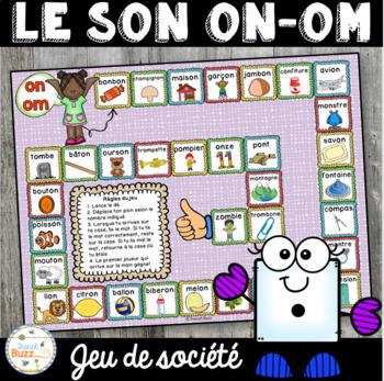 """Le son """"on"""" (""""om"""") - jeu de société"""