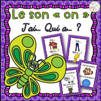 "Le son ""on-om"" - jeu ""j'ai... qui a...?"""