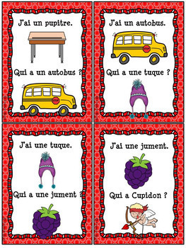 """Le son """"u"""" - jeux et activités"""