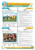 Le sport - French Speaking Activity