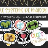 Le système de maison   Système complet de gestion de class