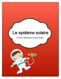 Le système solaire: Projet de recherche