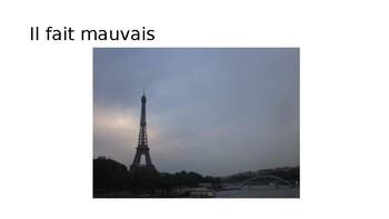 Le temps / Les saisons / La meteo / The weather / The seasons