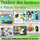 Le théâtre des lecteurs: pièces variées (French Readers' T