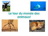 Le tour du monde des animaux - Sciences