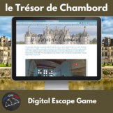 Le trésor de Chambord - digital escape game