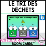 Le tri des déchets-French Earth Day-Boom Cards™️