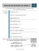 Le verbe - Document de travail
