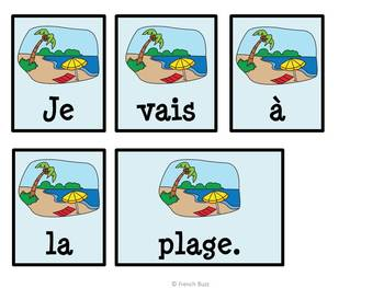 Le Verbe Aller Phrases Melees By French Buzz Tpt