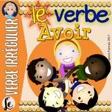 """Le verbe """"avoir"""""""
