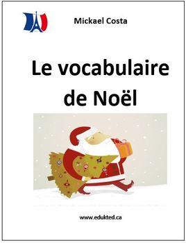 Le vocabulaire de Noël (#83)