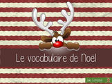 Le vocabulaire de Noël