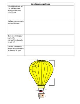 Le vol des montgolfières / How Does a Hot Air Balloon Fly?