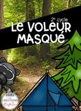 Le voleur masqué FRENCH MATH TASK CARDS