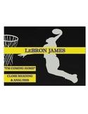 LeBron James Close Reading & Analysis Lesson