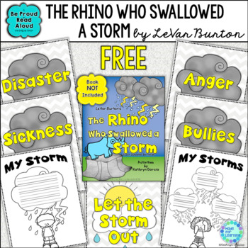Talking About Feelings with The Rhino Who Swallowed a Storm